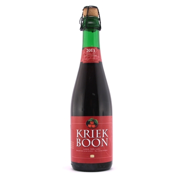 Boon Geuze kriek 37,5cl