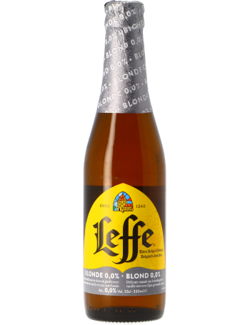 Leffe Blond 0,0% 33cl